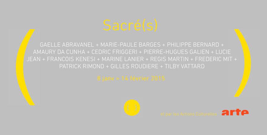 Sacré(s) / Lab gallery Artyfact
