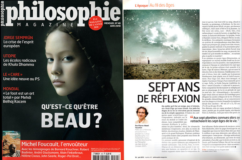 Philosophie Magazine 40