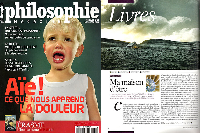Philosophie Magazine 54