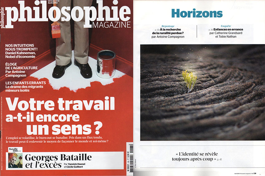 Philosophie Magazine 68