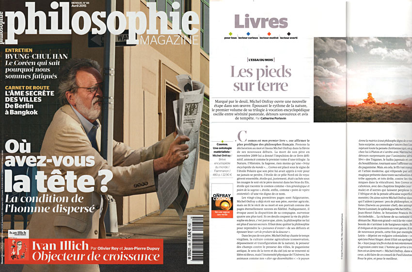 Philosophie Magazine 88