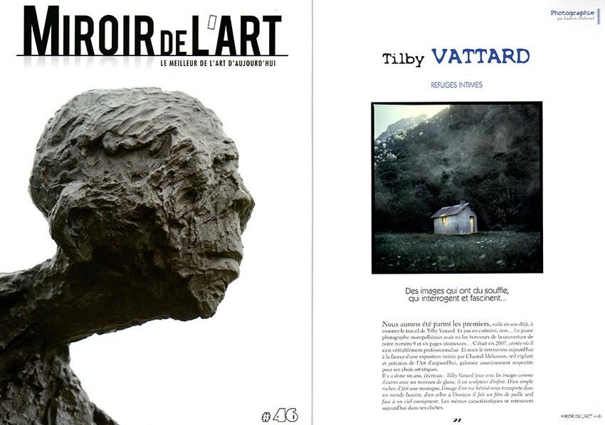 Tilby vattard miroir de l art 47 for Miroir dans l art